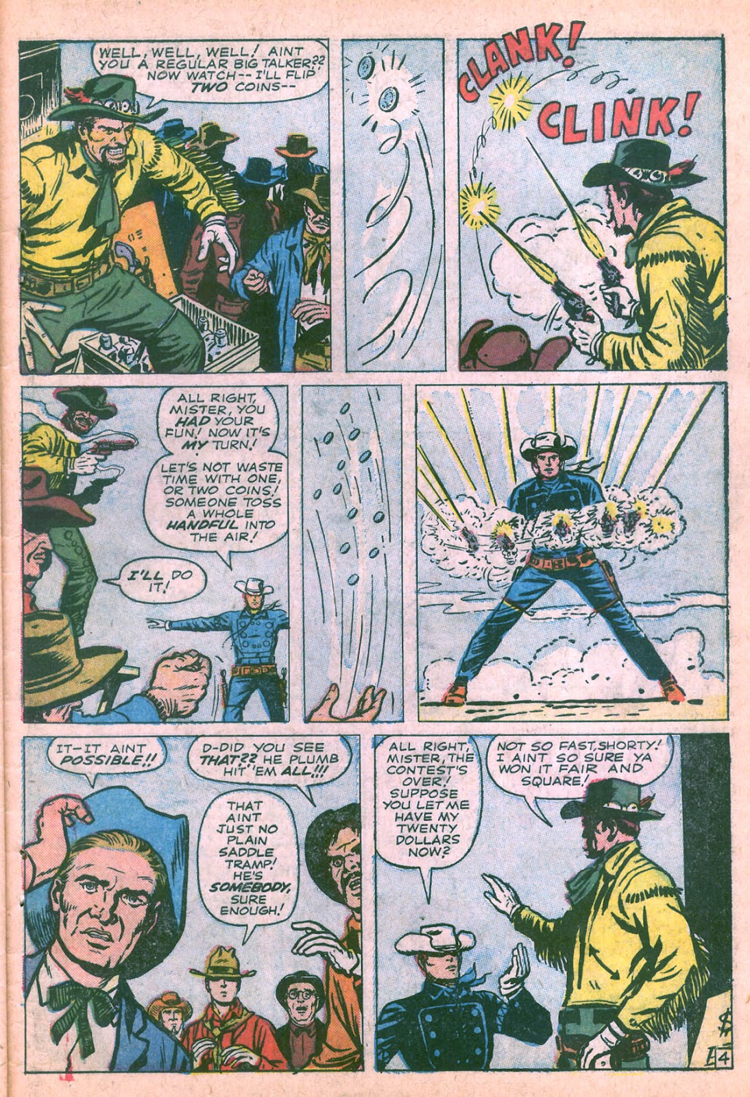The Rawhide Kid (1955) issue 36 - Page 31