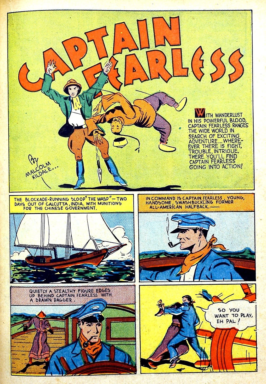 Read online Silver Streak Comics comic -  Issue #22 - 41