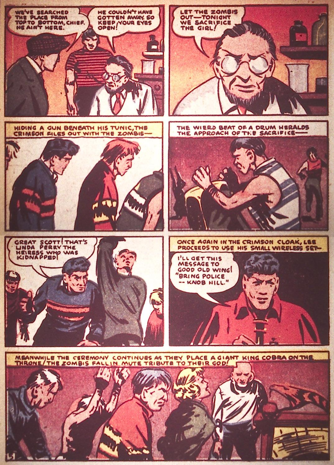 Detective Comics (1937) 23 Page 25