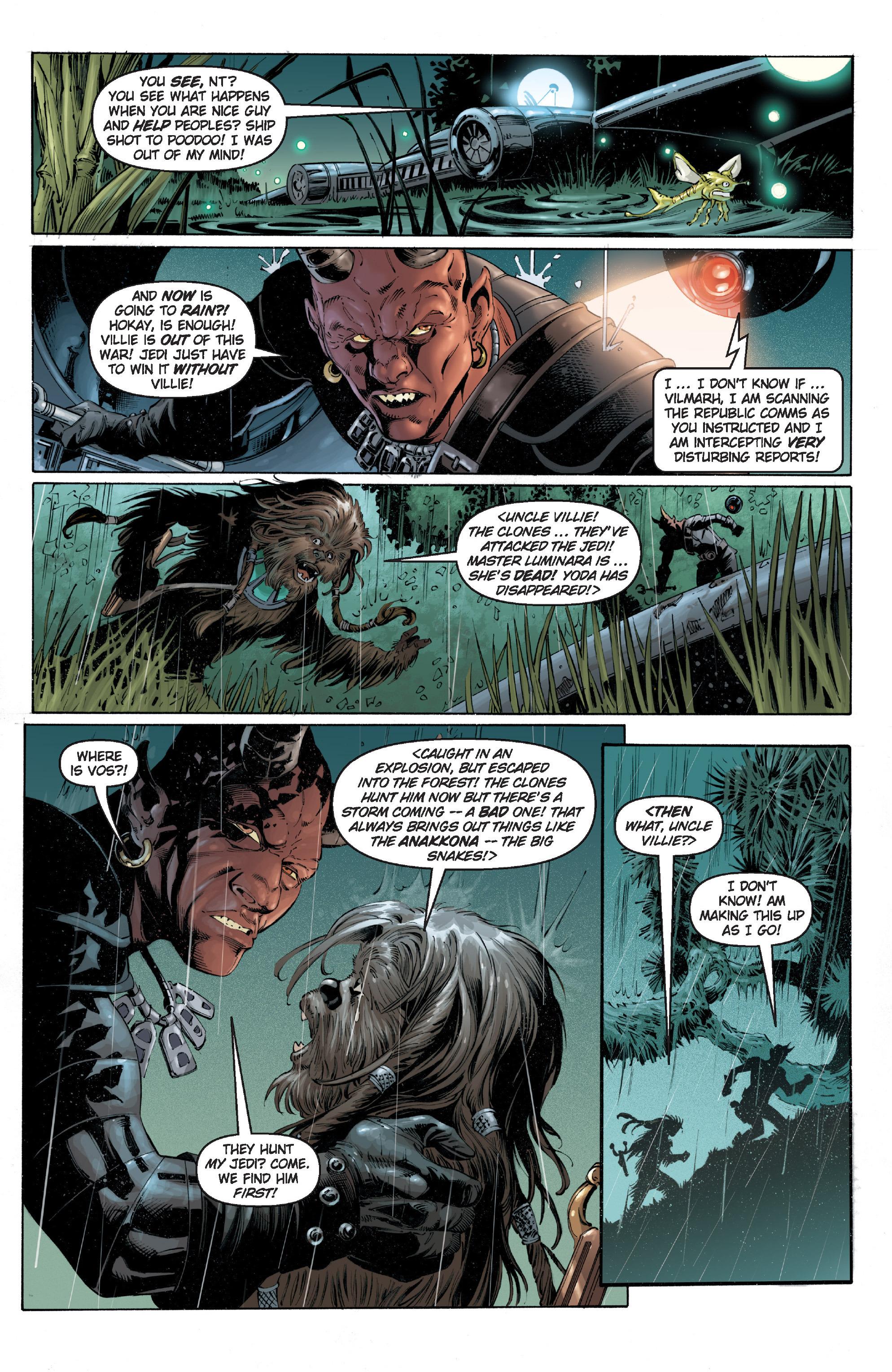 Read online Star Wars Omnibus comic -  Issue # Vol. 26 - 404