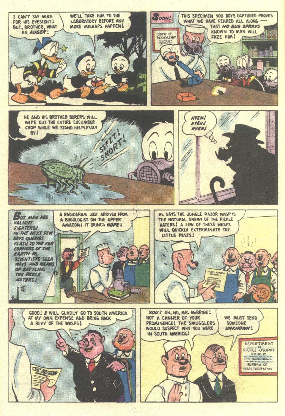 Walt Disney's Donald Duck (1986) issue 248 - Page 8