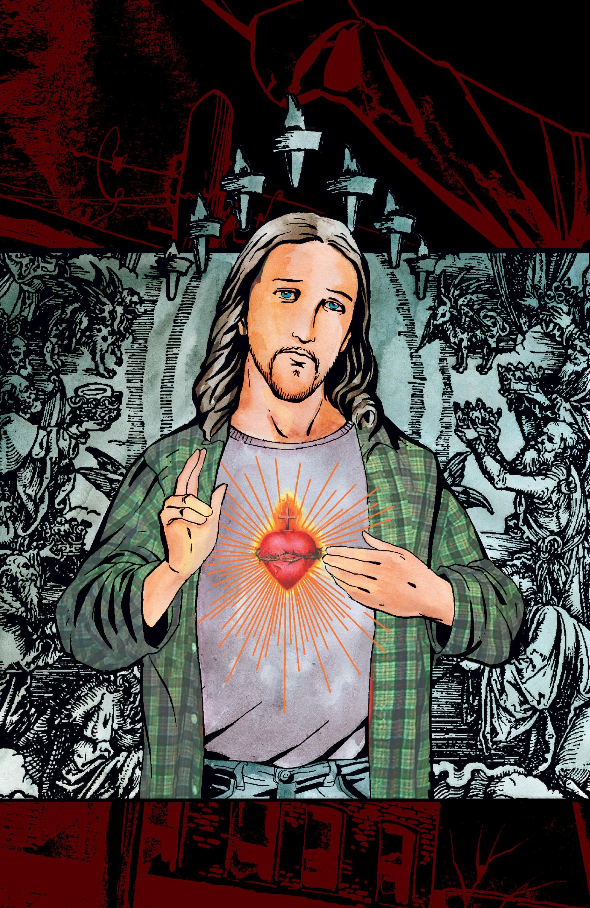 Read online American Jesus comic -  Issue # TPB - 29