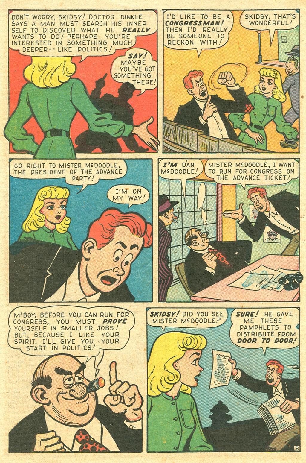 Tessie the Typist issue 11 - Page 46