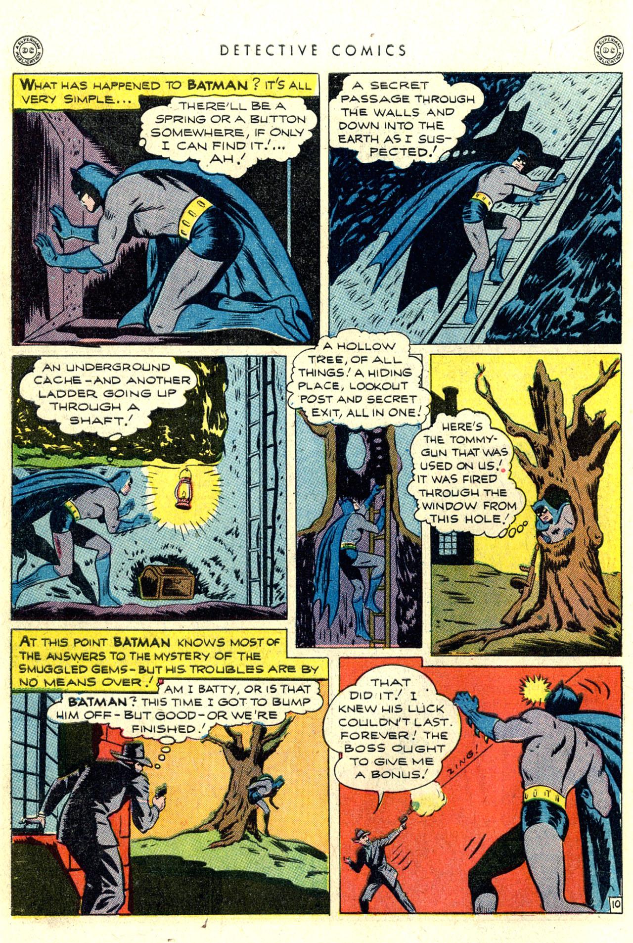 Read online Detective Comics (1937) comic -  Issue #100 - 12