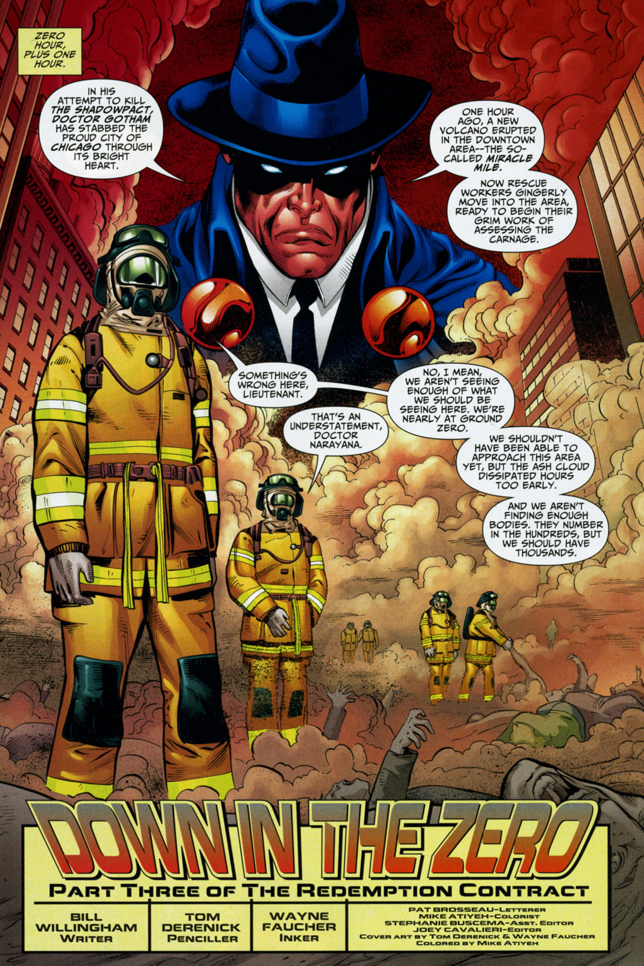 Read online Shadowpact comic -  Issue #16 - 2