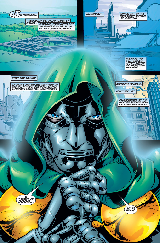 Fantastic Four (1998) 28 Page 2