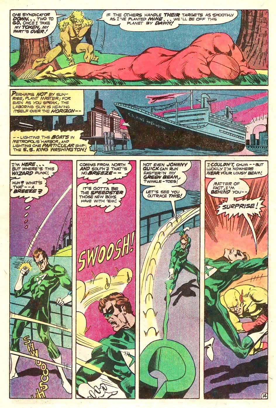 Read online Secret Society of Super-Villains comic -  Issue #13 - 15