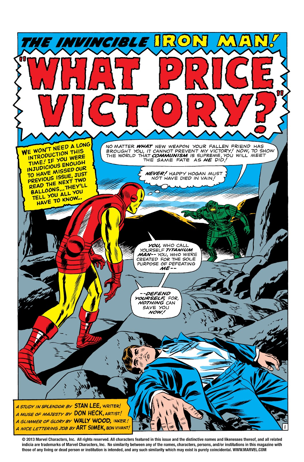 Tales of Suspense (1959) issue 71 - Page 2