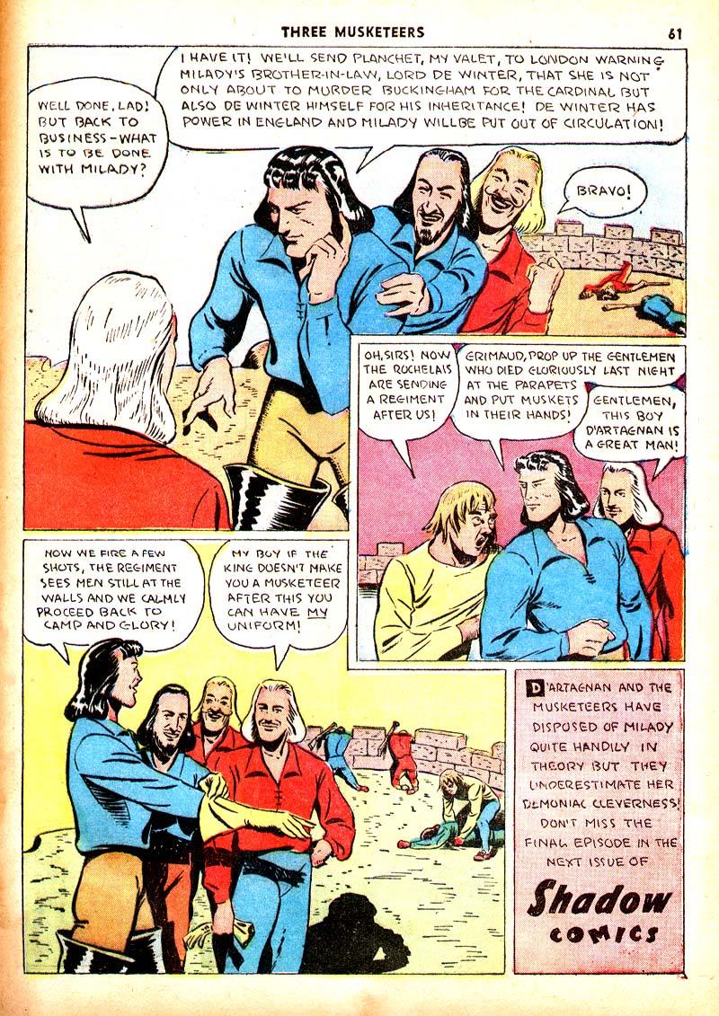 Read online Shadow Comics comic -  Issue #7 - 54