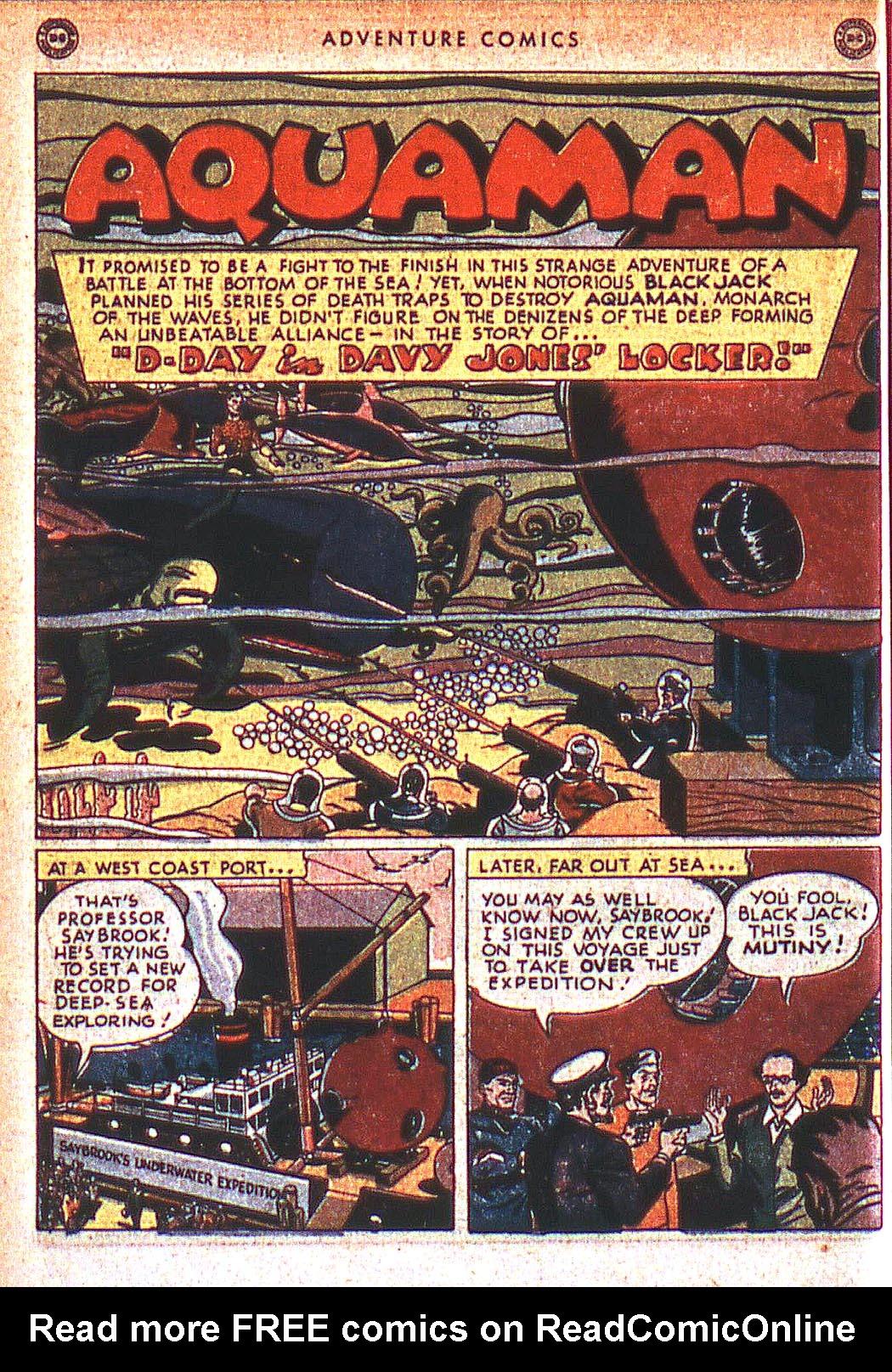 Read online Adventure Comics (1938) comic -  Issue #125 - 25
