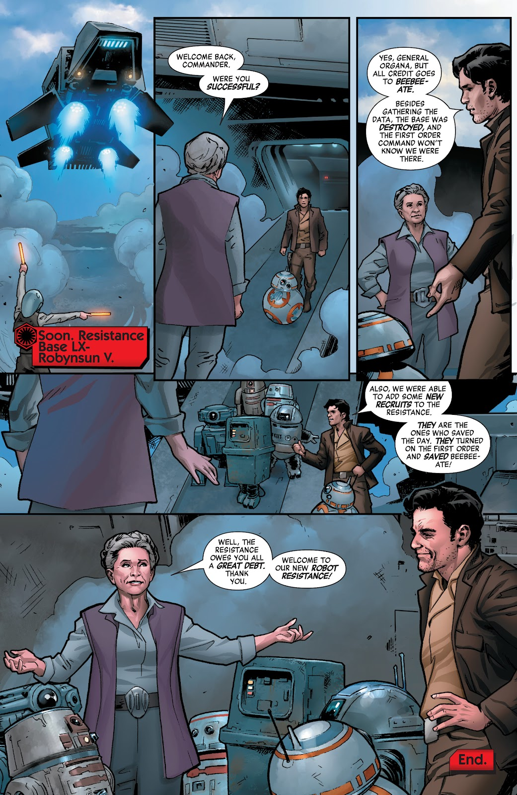 Read online Star Wars: Age of Republic: Heroes comic -  Issue # TPB - 119