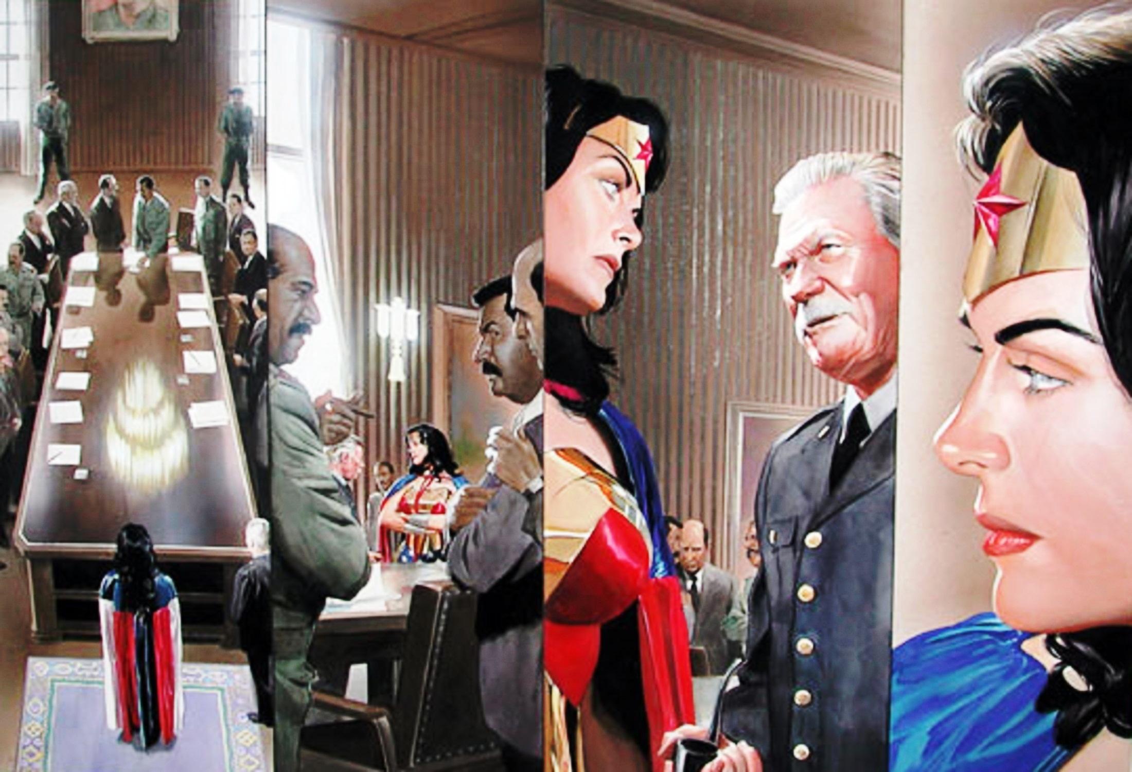 Read online Wonder Woman: Spirit of Truth comic -  Issue # Full - 35