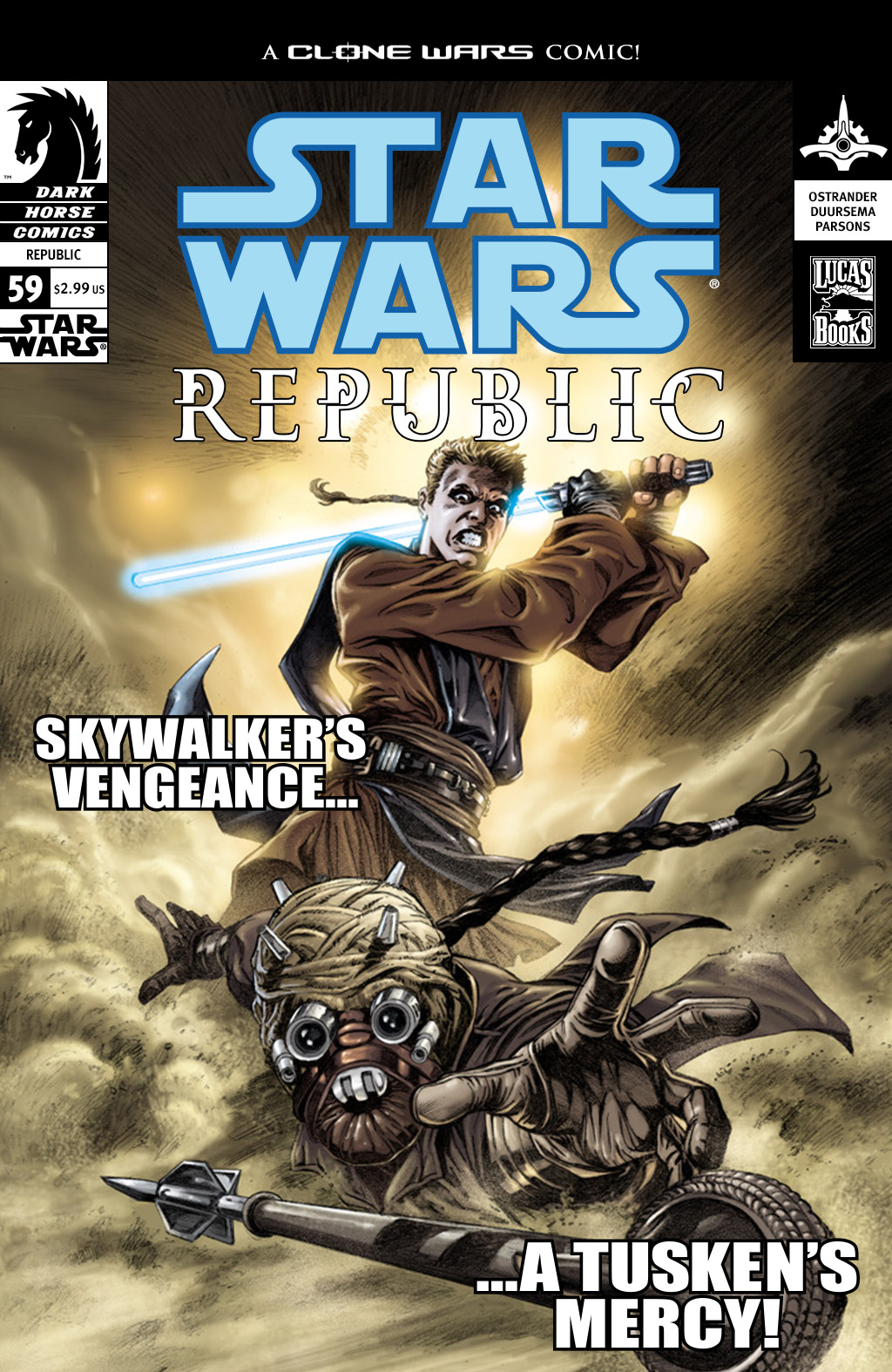 Star Wars: Republic 59 Page 1