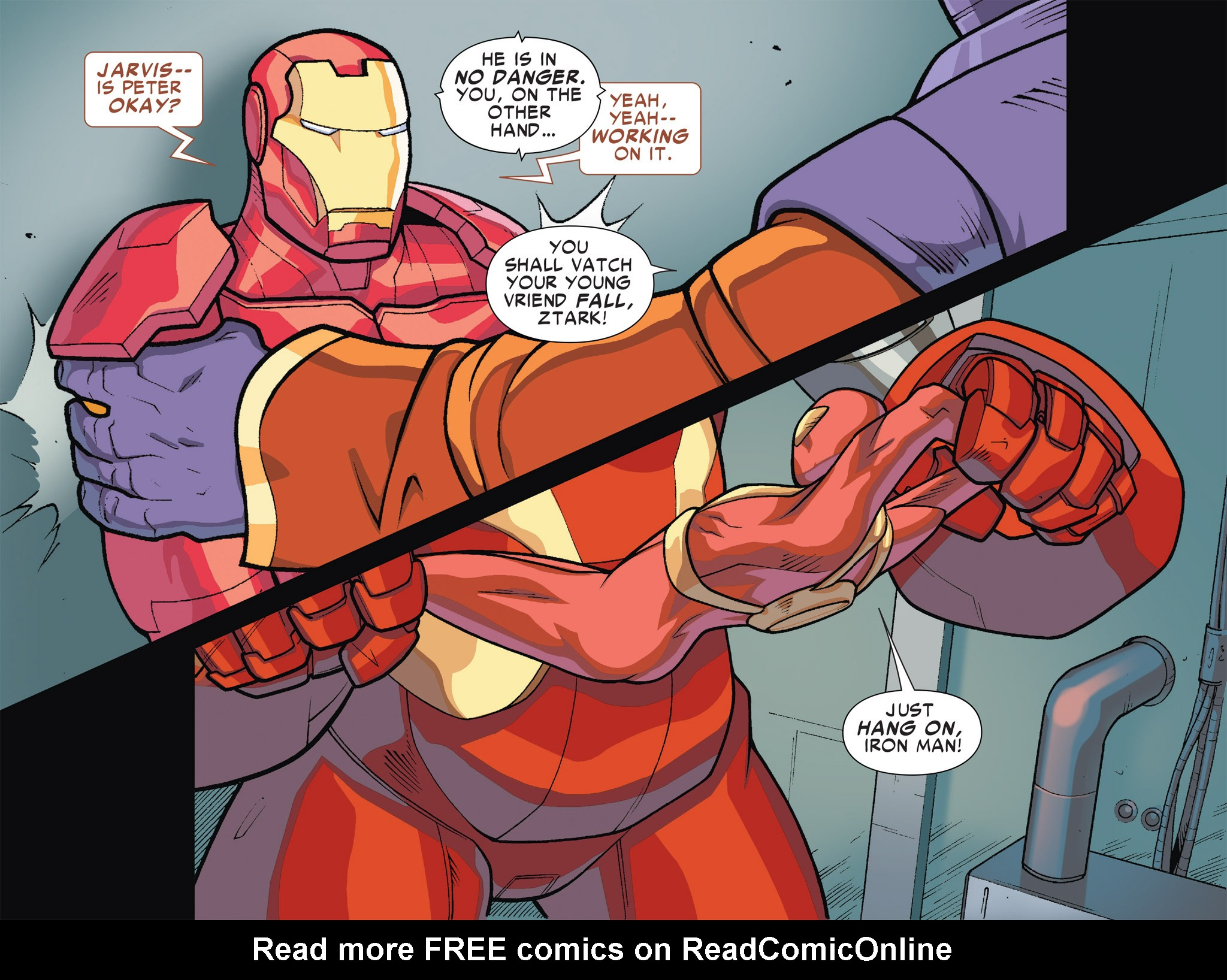 Read online Ultimate Spider-Man (Infinite Comics) (2016) comic -  Issue #5 - 20