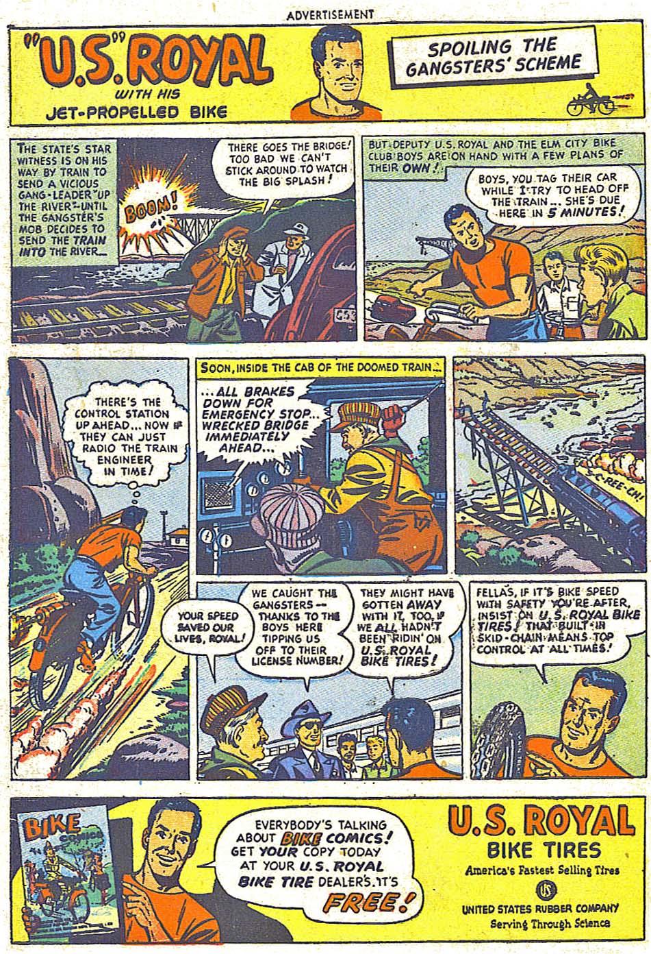 Read online Wonder Woman (1942) comic -  Issue #38 - 50