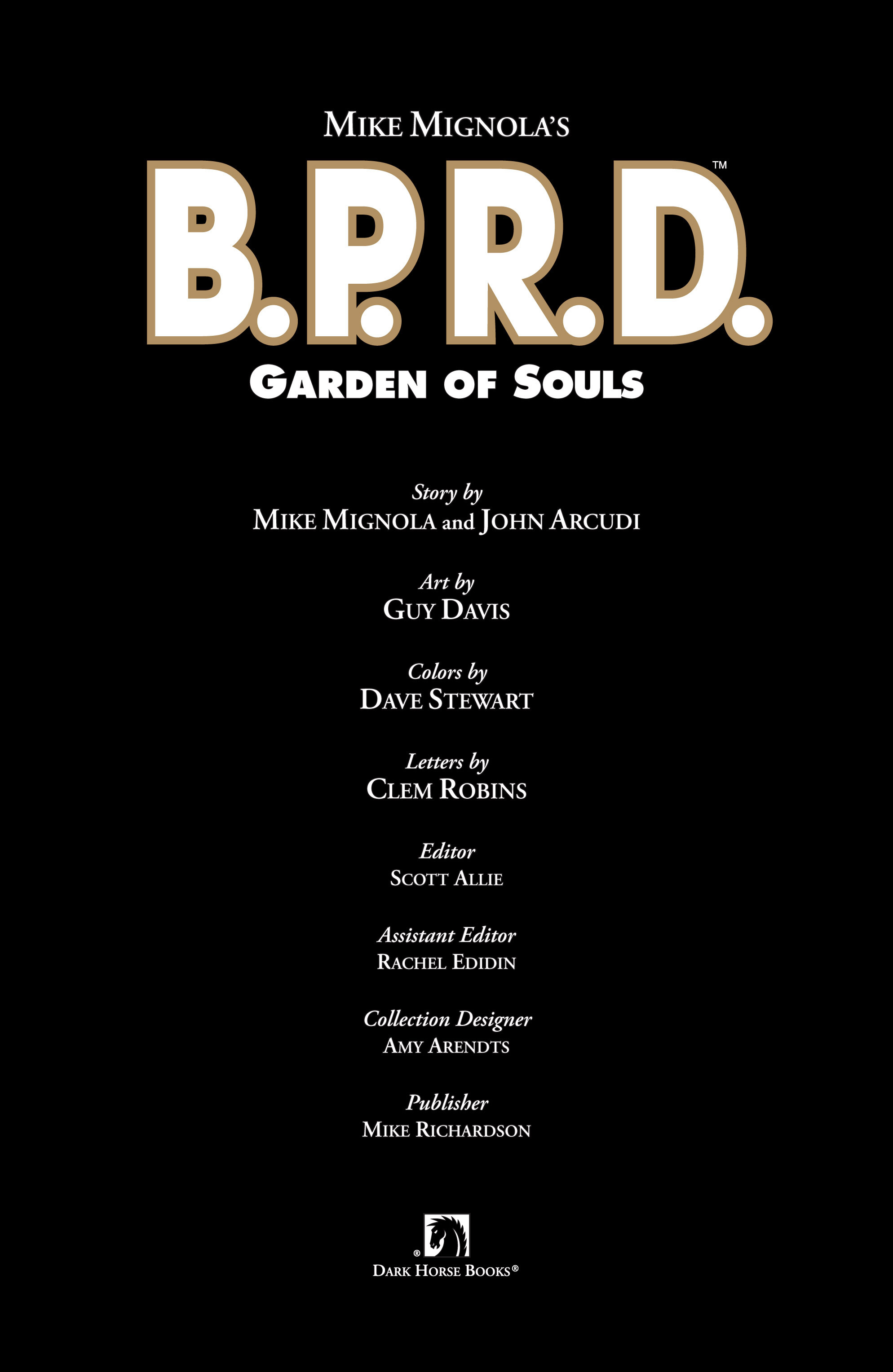 Read online B.P.R.D. (2003) comic -  Issue # TPB 7 - 5