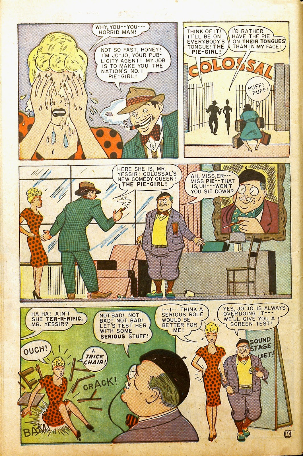 Read online Millie the Model comic -  Issue #2 - 46