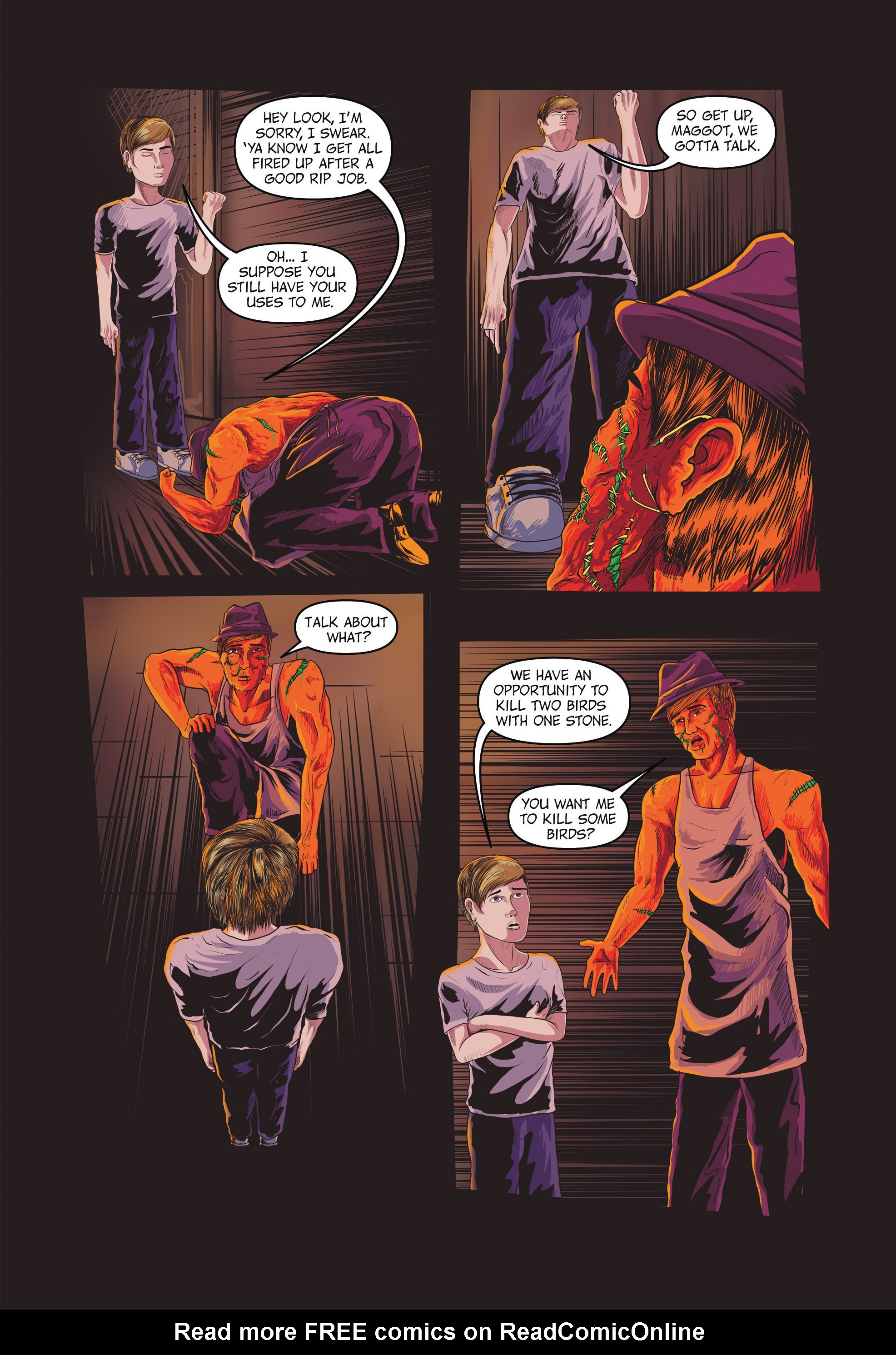 Read online Redemption Heights comic -  Issue # Full - 54