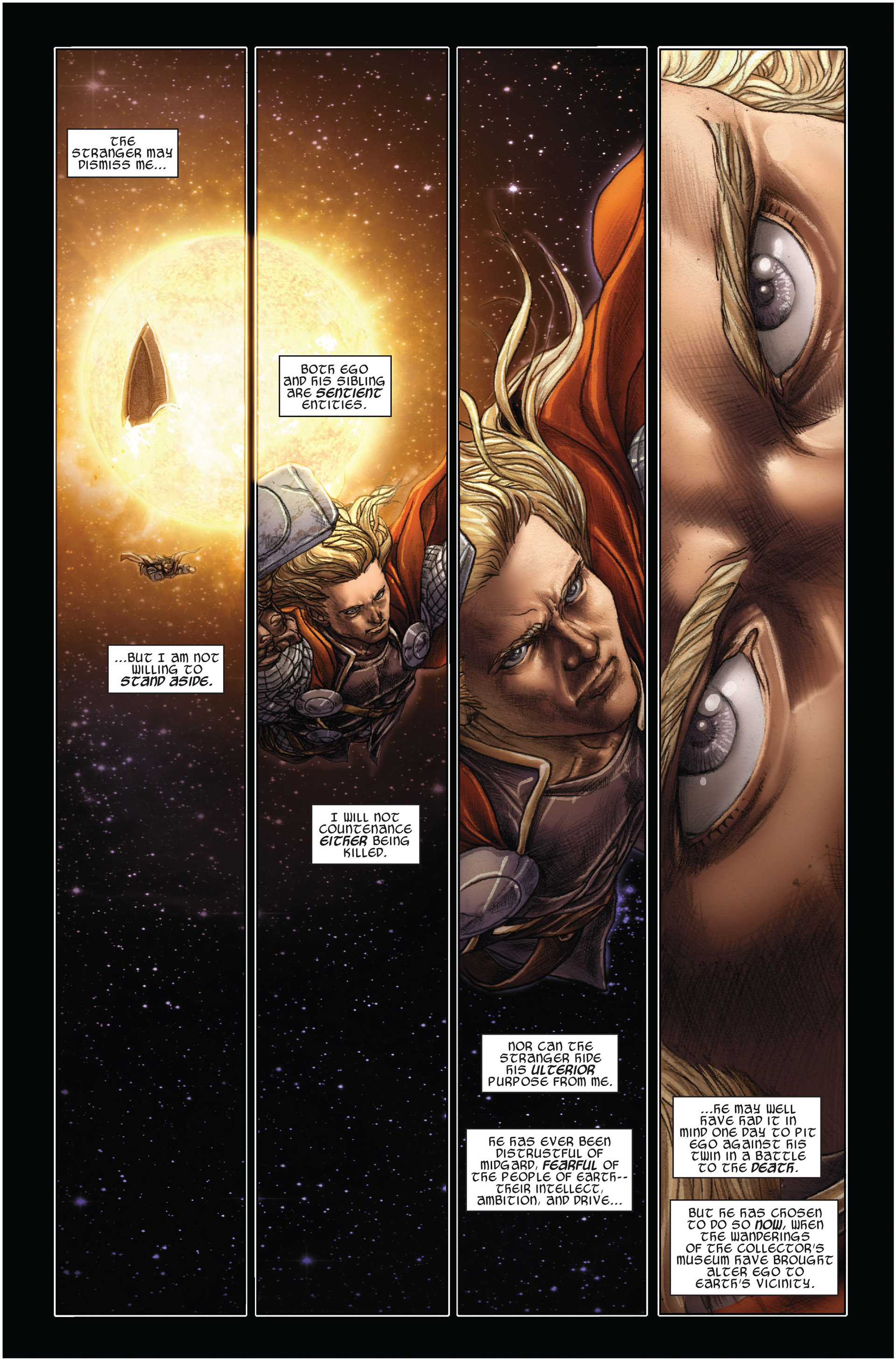 Read online Astonishing Thor comic -  Issue #3 - 21