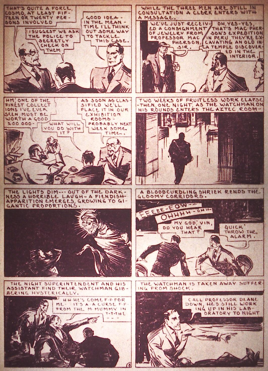 Read online Detective Comics (1937) comic -  Issue #16 - 18