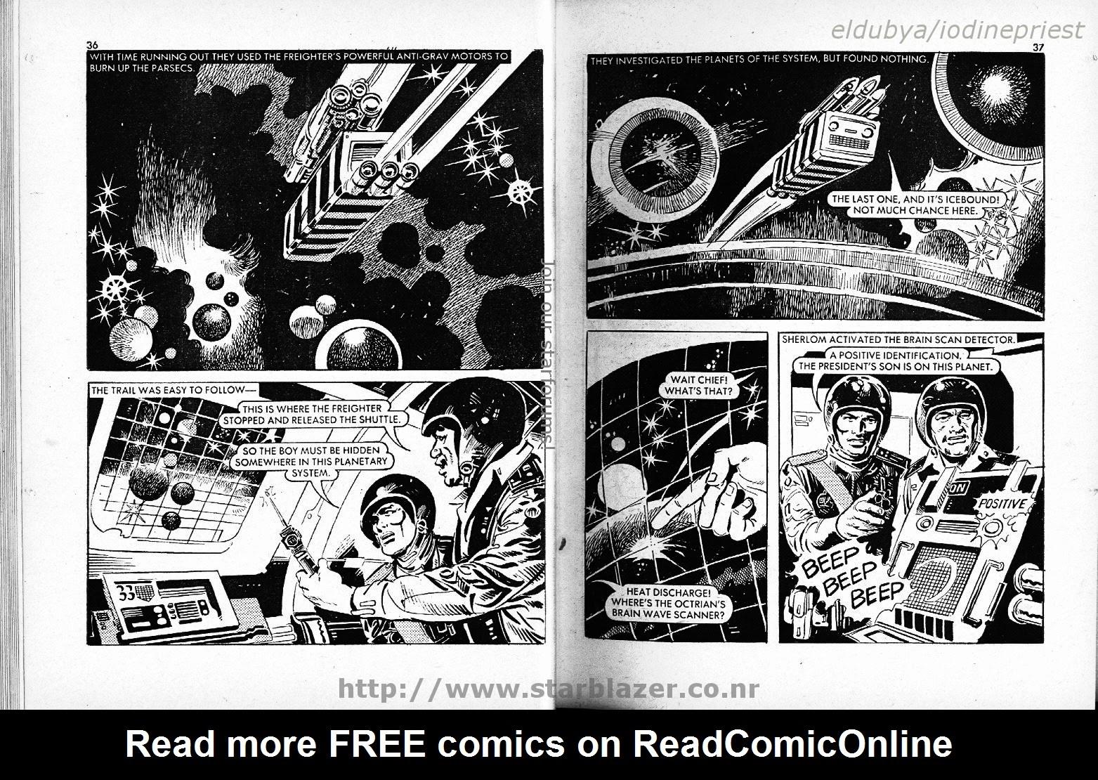 Starblazer issue 97 - Page 20