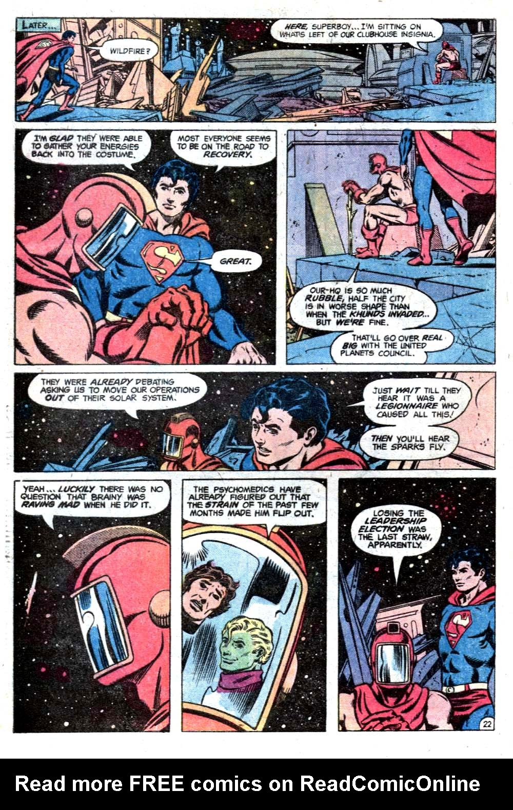 Superboy (1949) issue 251 - Page 23