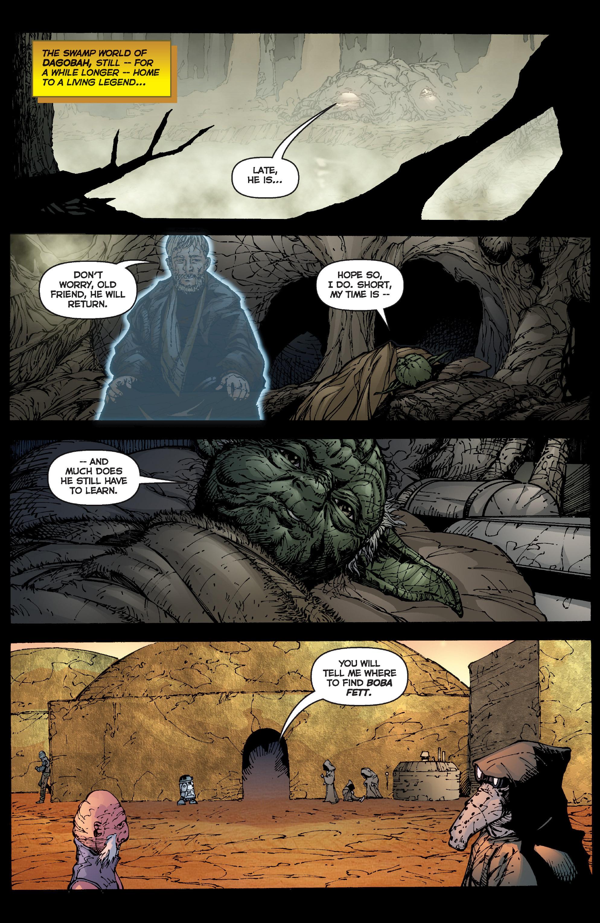 Read online Star Wars Omnibus comic -  Issue # Vol. 27 - 201