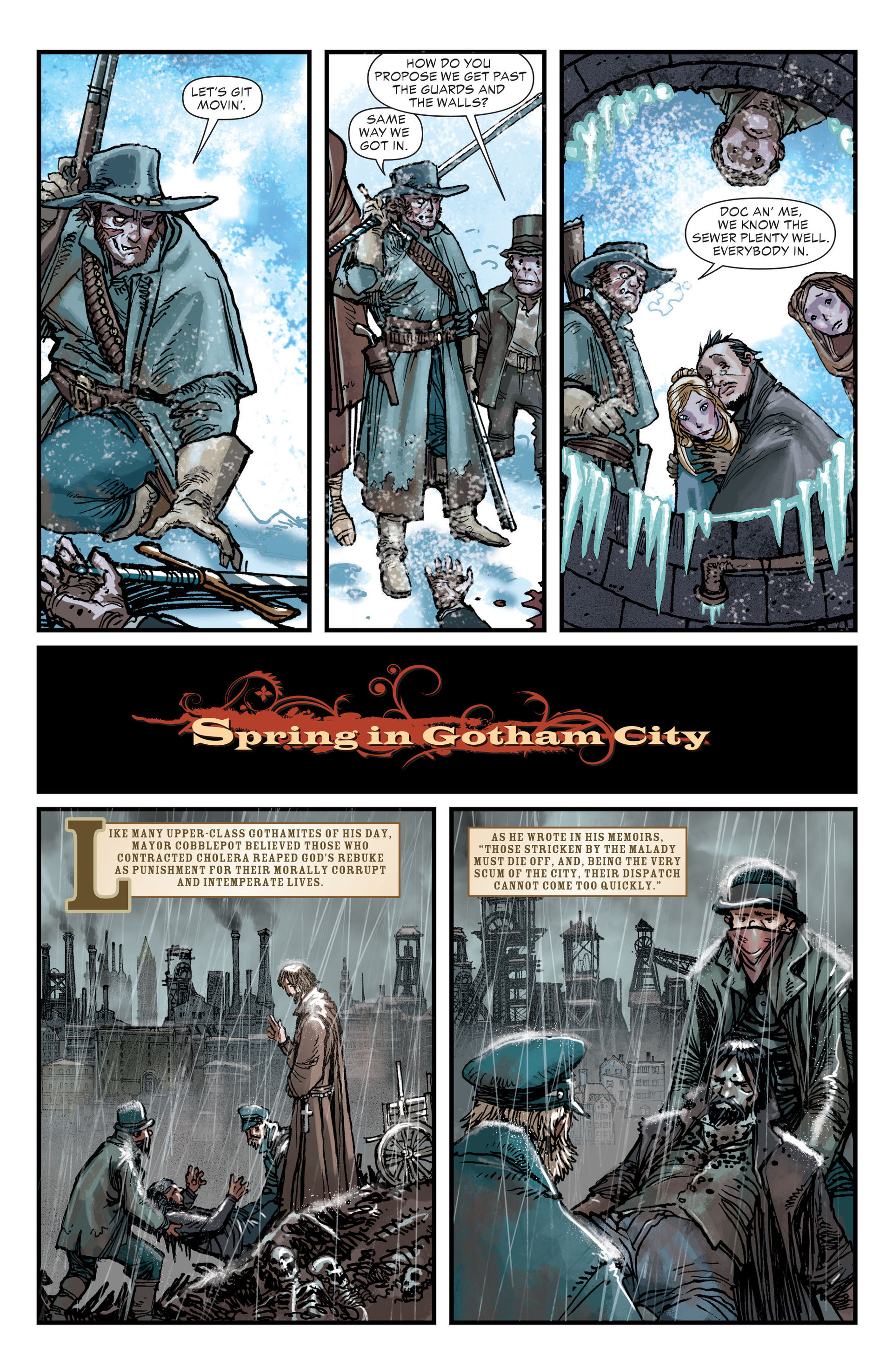 Read online All-Star Western (2011) comic -  Issue #18 - 16