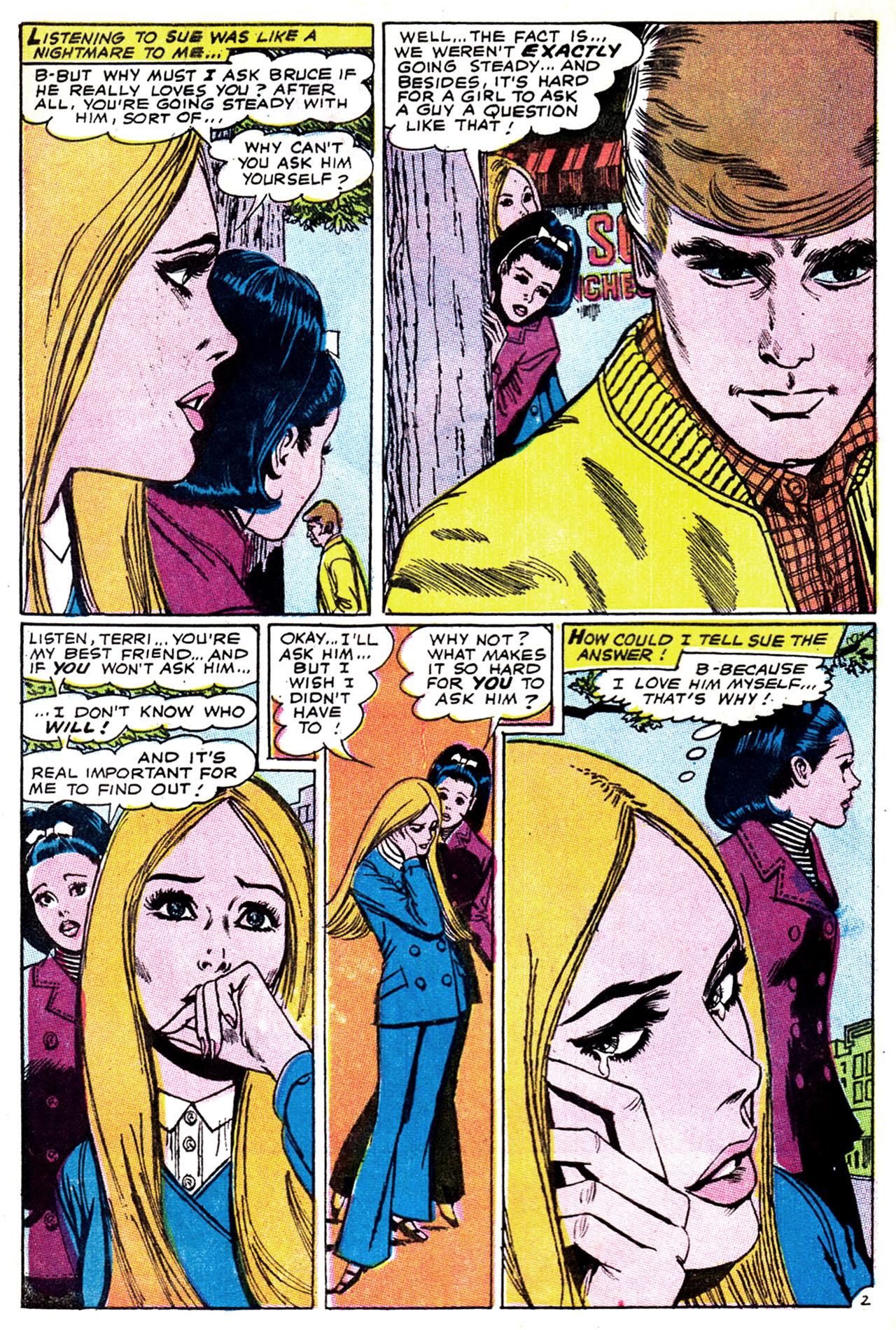 Read online Secret Hearts comic -  Issue #132 - 4