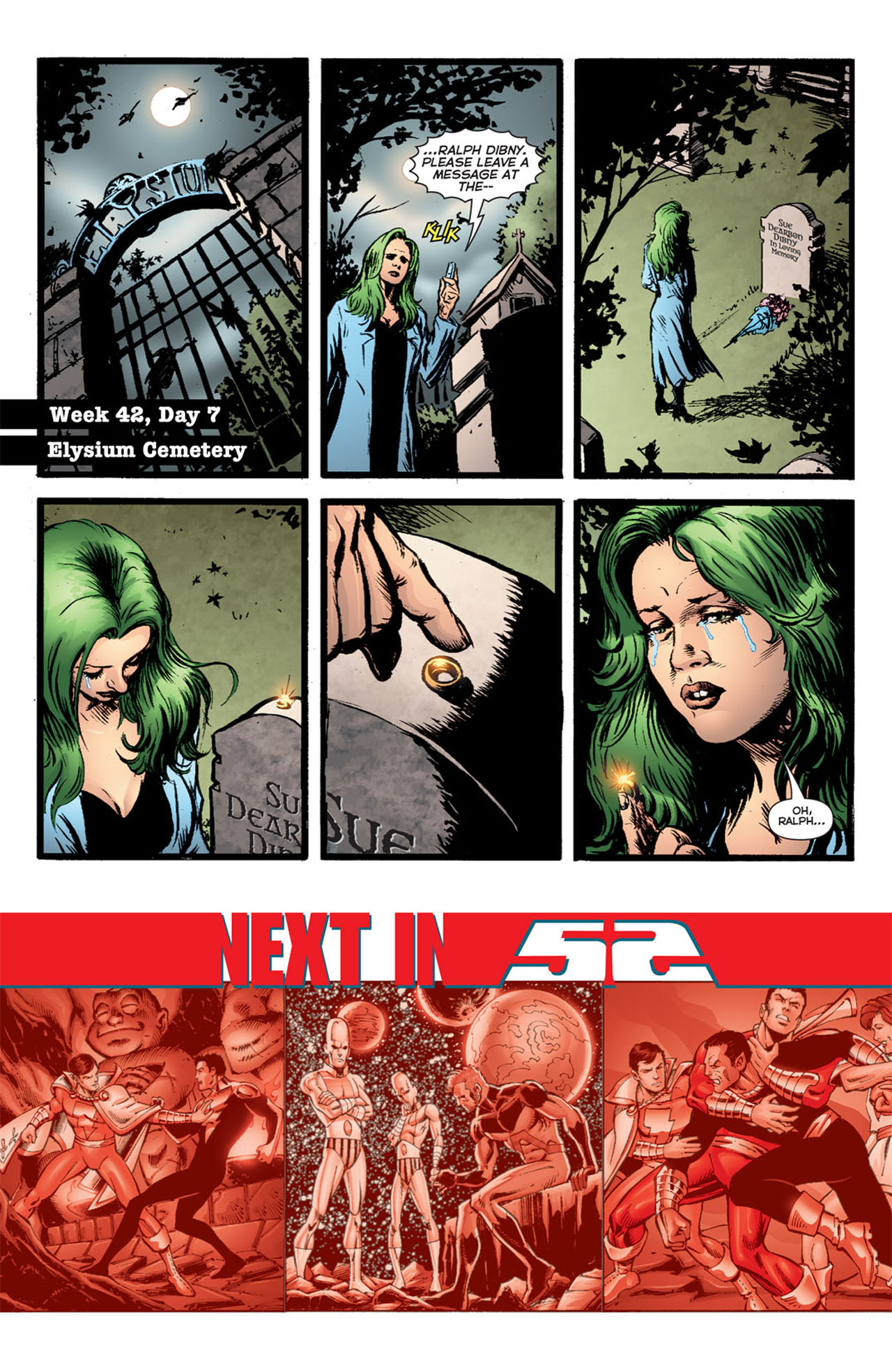 Read online 52 comic -  Issue #42 - 22
