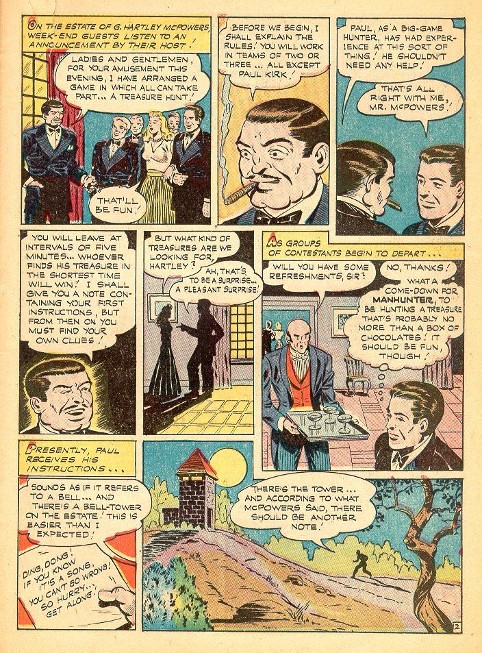 Read online Adventure Comics (1938) comic -  Issue #91 - 39