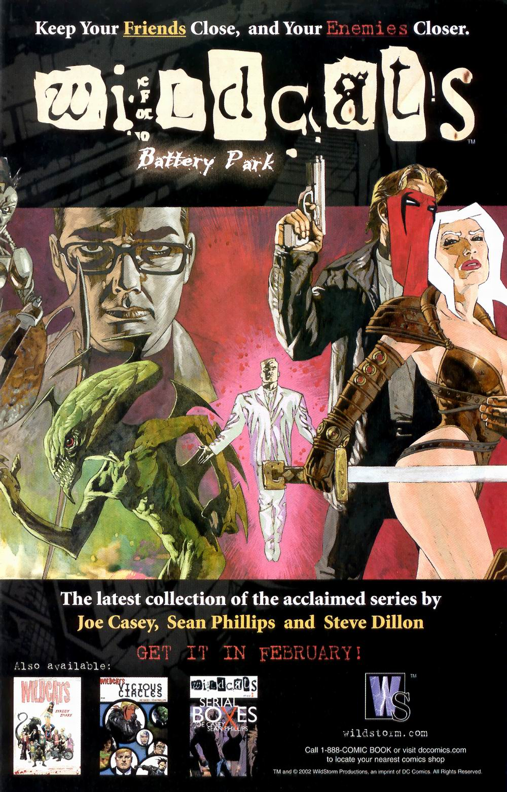 Read online Sleeper comic -  Issue #2 - 13