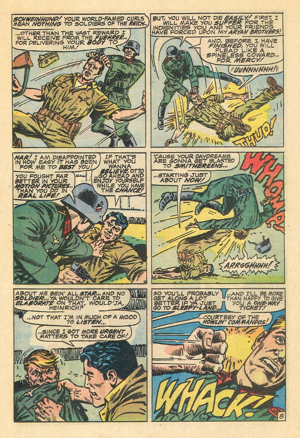 Read online Sgt. Fury comic -  Issue #71 - 13