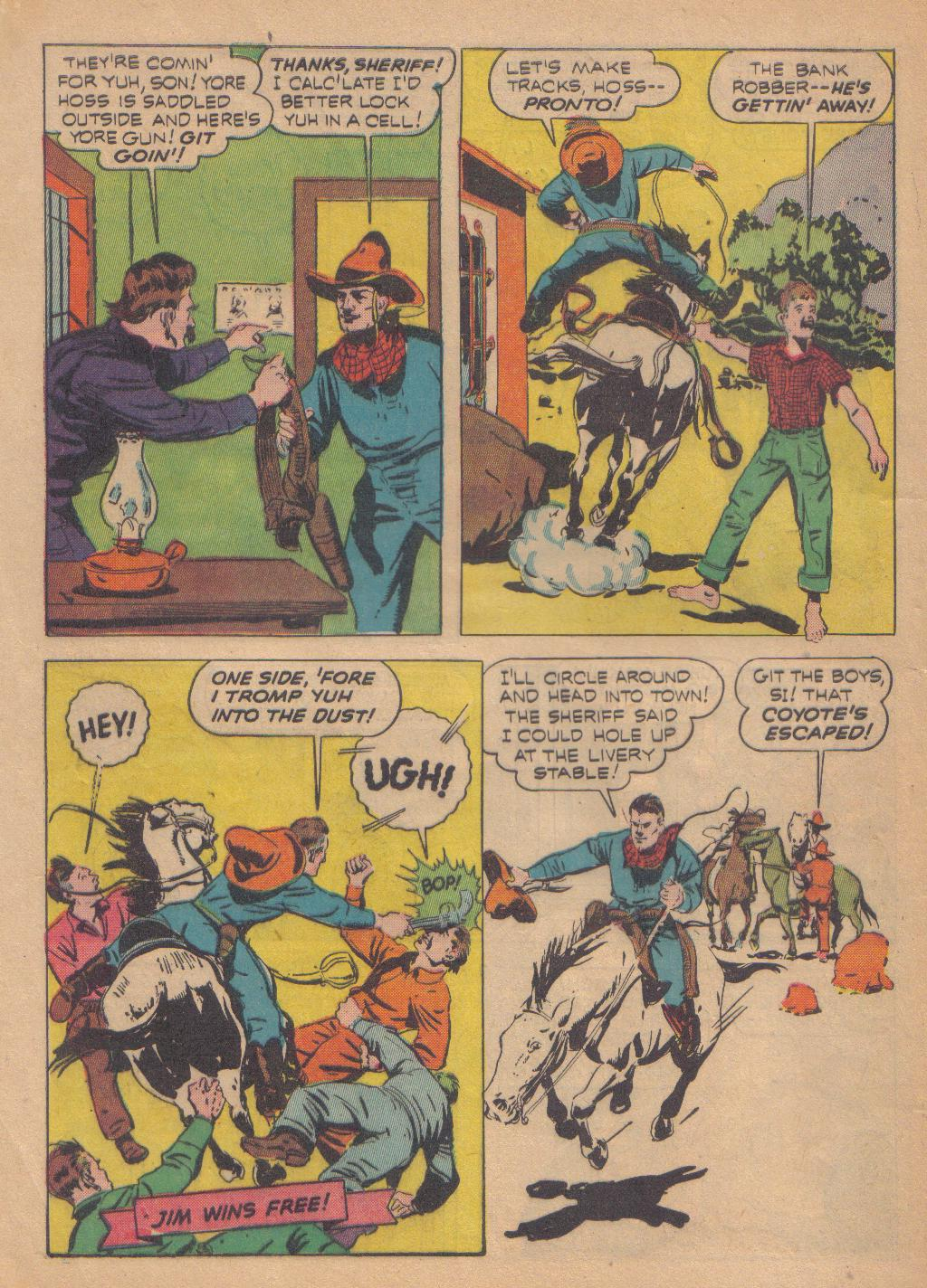 Exciting Comics (1940) issue 13 - Page 62