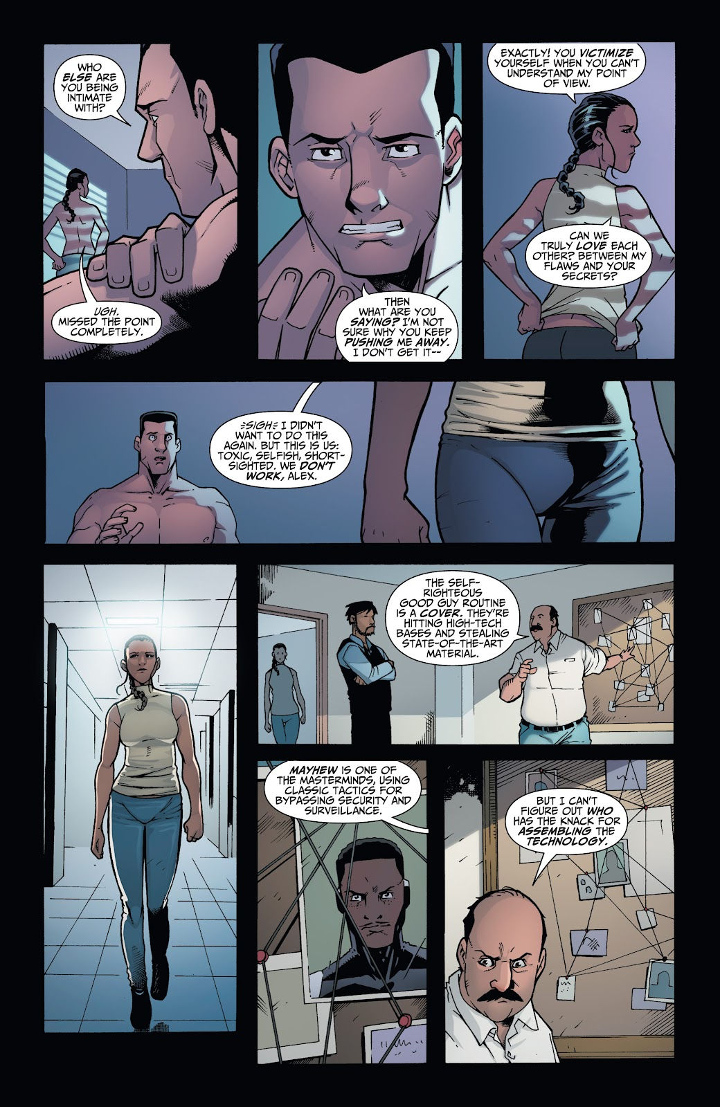 Read online Incidentals comic -  Issue #17 - 17