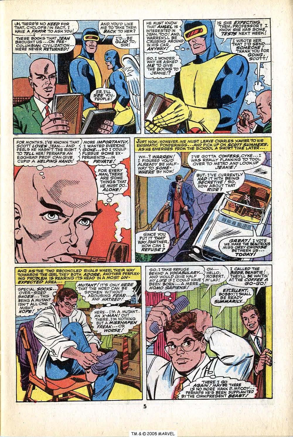 Uncanny X-Men (1963) 79 Page 6