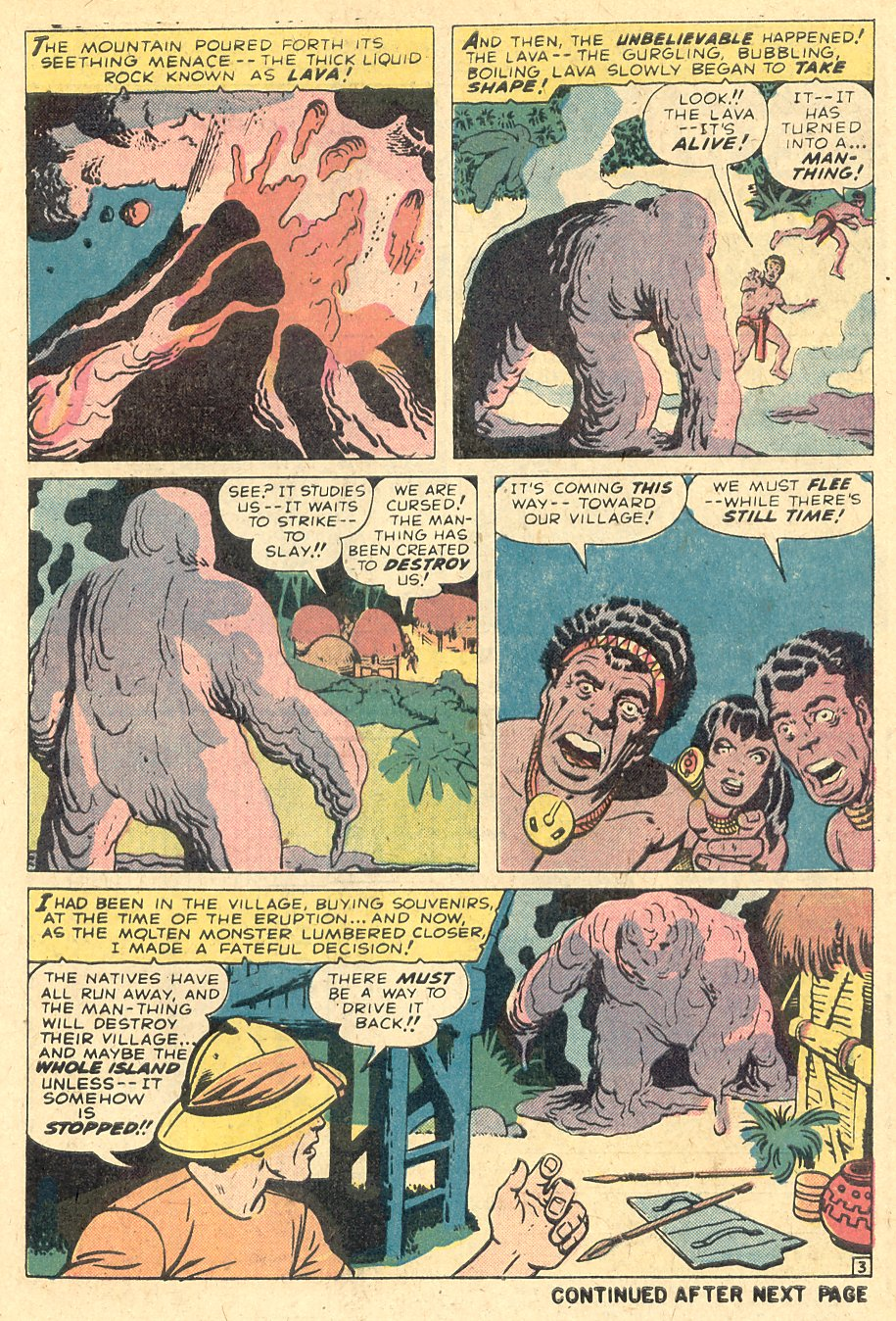 Journey Into Mystery (1972) issue 15 - Page 5