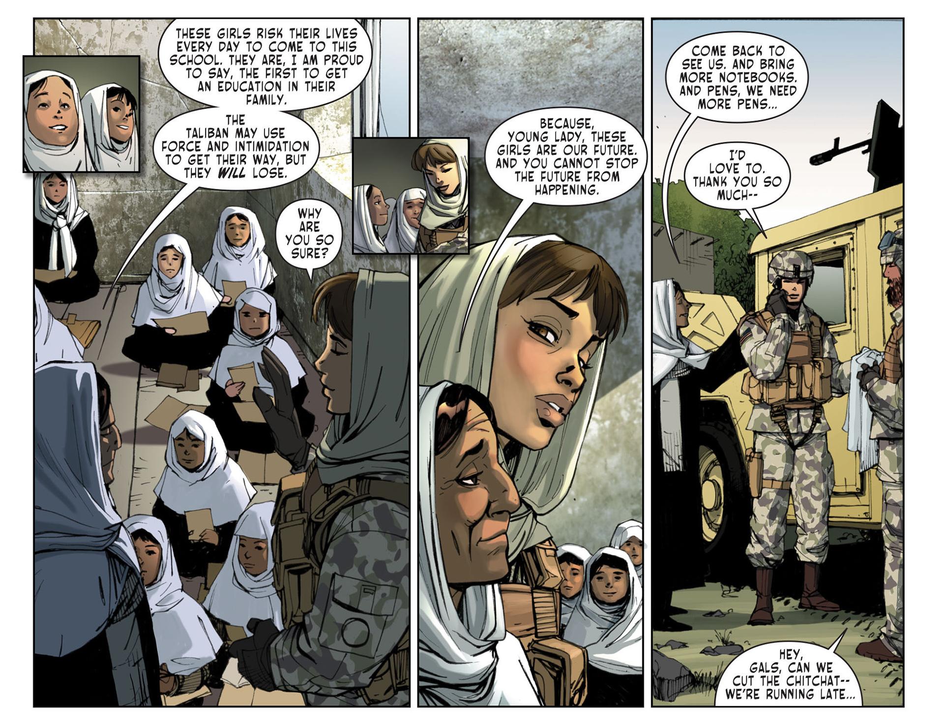 Read online Sensation Comics Featuring Wonder Woman comic -  Issue #19 - 10