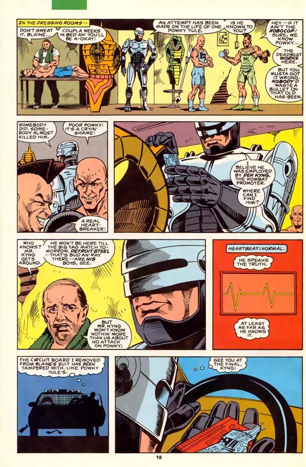 Read online Robocop (1990) comic -  Issue #1 - 10