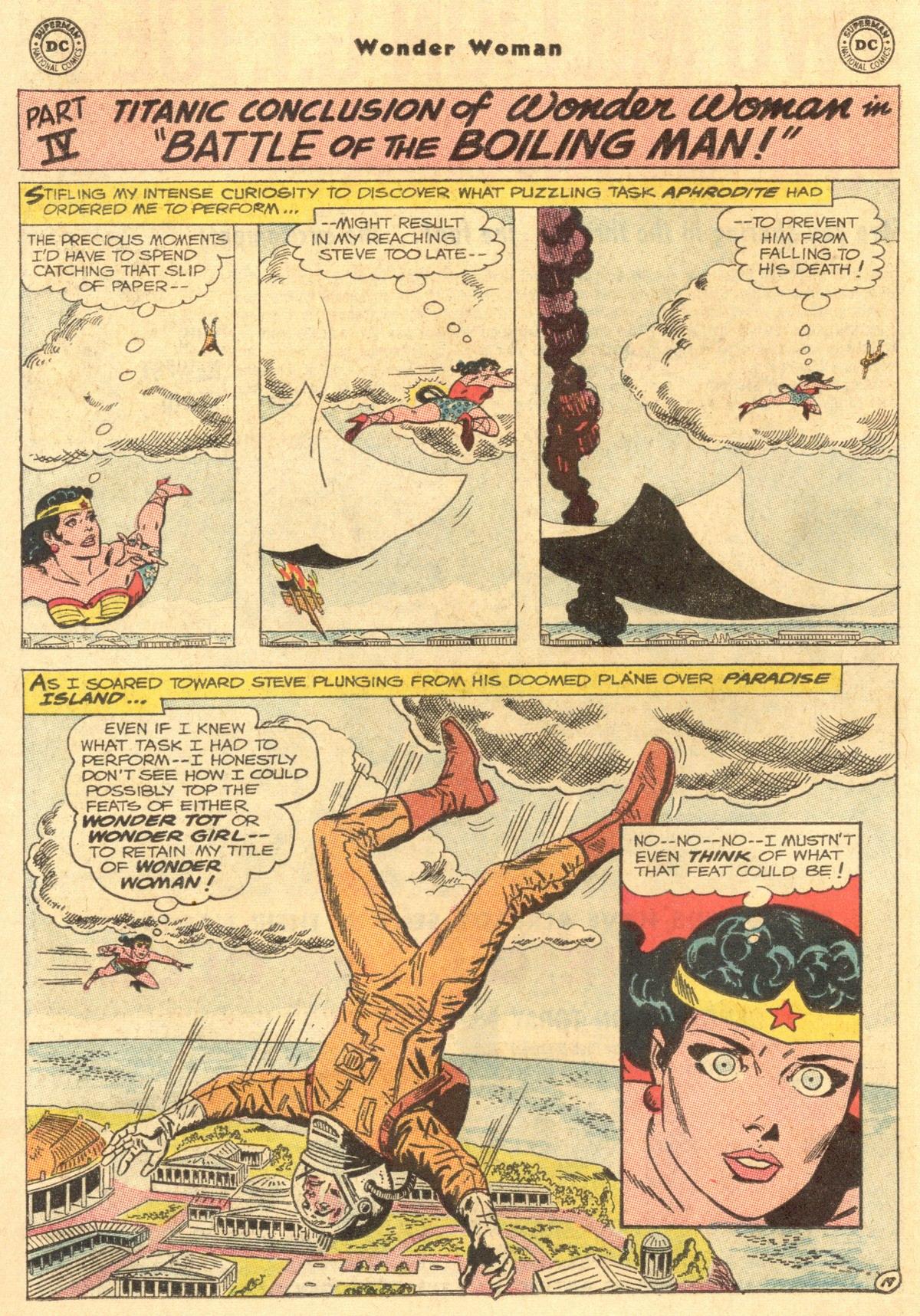 Read online Wonder Woman (1942) comic -  Issue #154 - 26