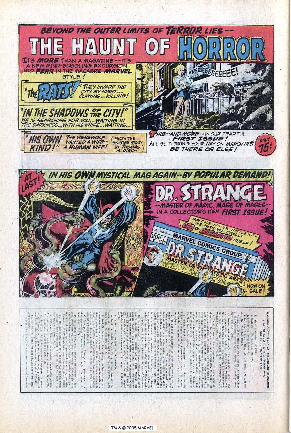 Uncanny X-Men (1963) issue 88 - Page 34