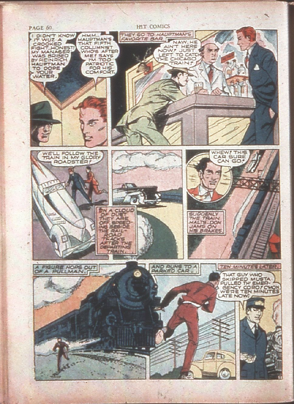 Read online Hit Comics comic -  Issue #15 - 62