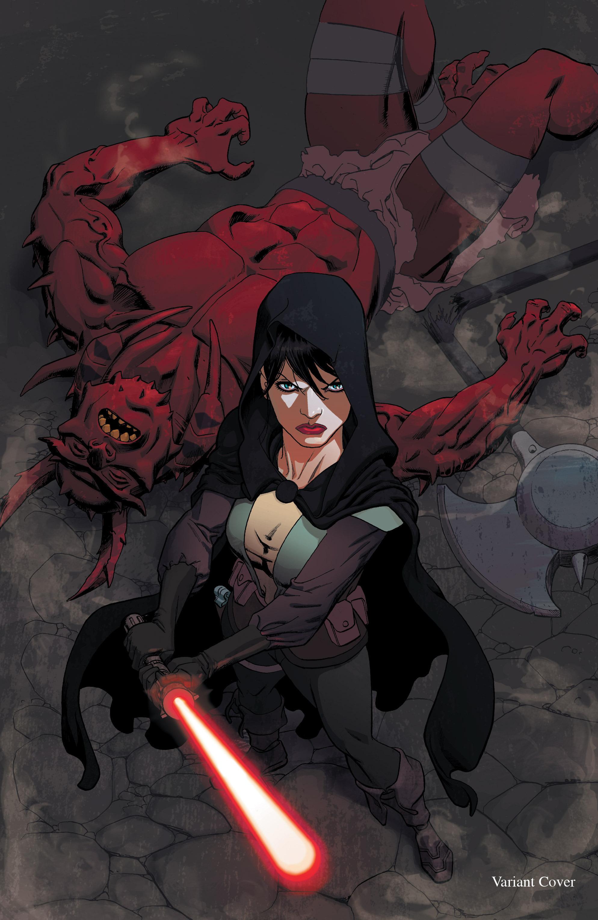 Read online Star Wars: Knight Errant - Escape comic -  Issue #1 - 25
