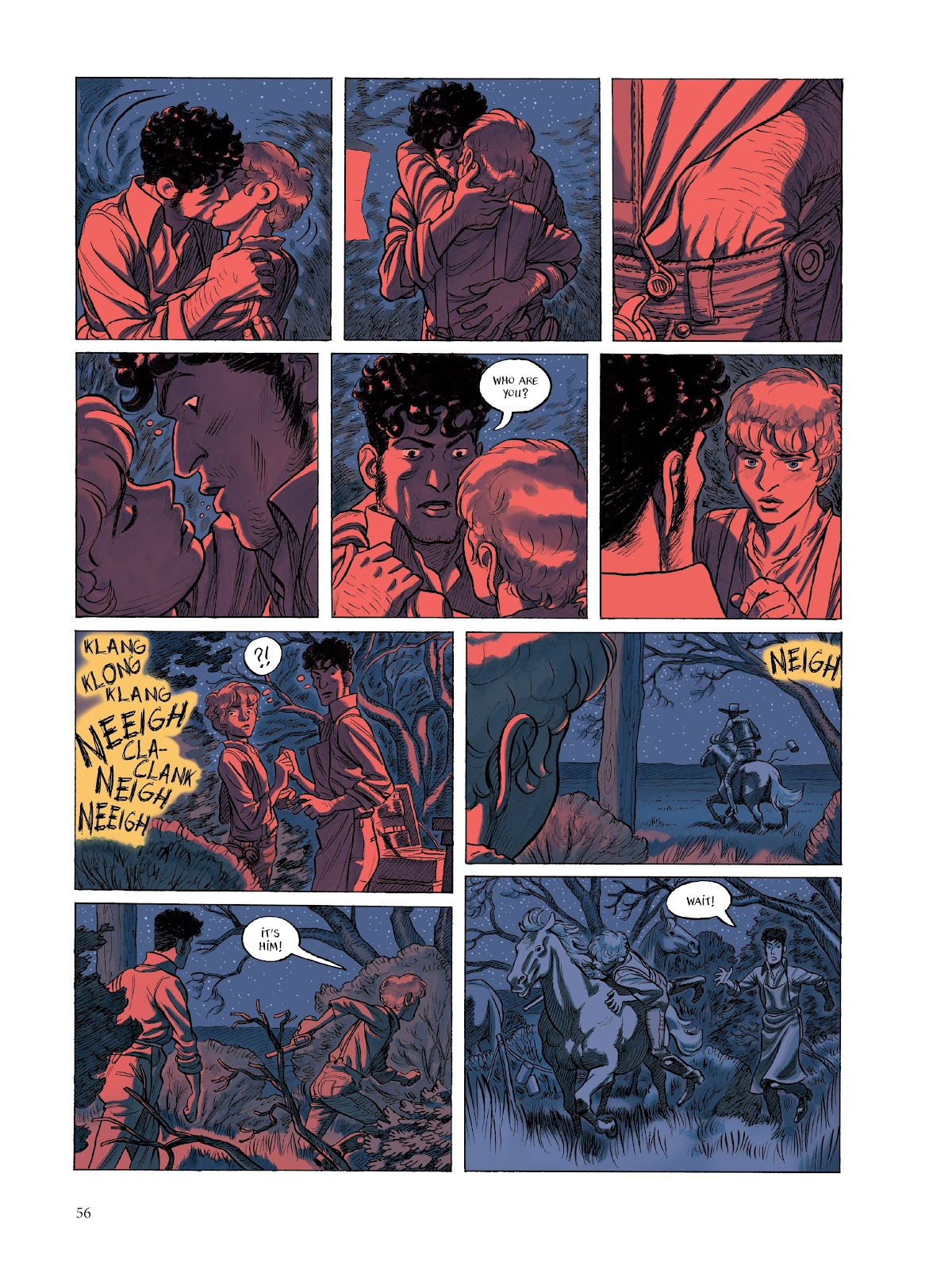 Read online The Smell of Starving Boys comic -  Issue # TPB - 57