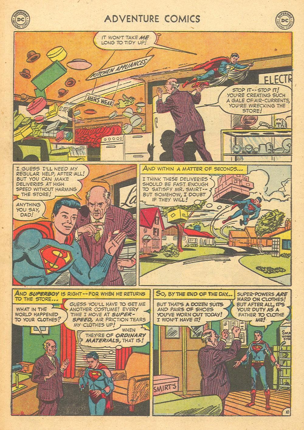 Read online Adventure Comics (1938) comic -  Issue #176 - 12