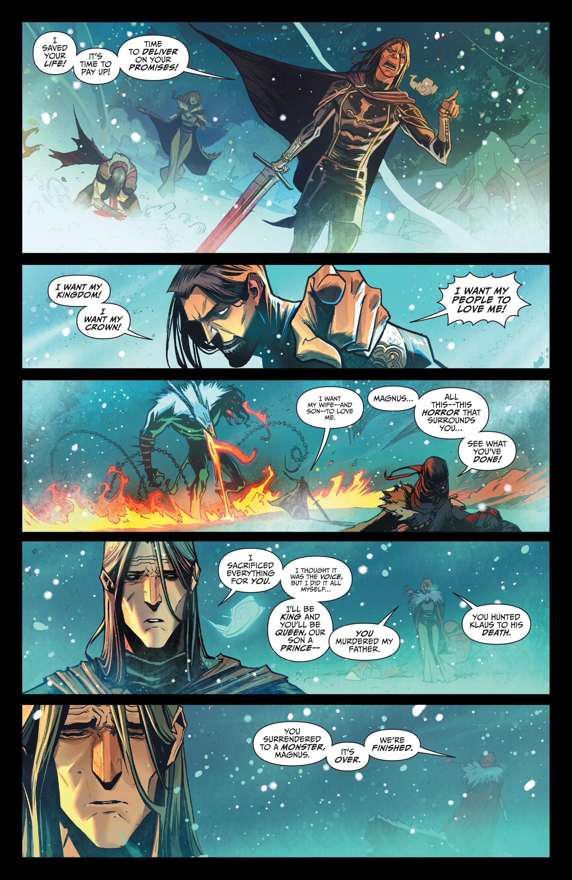 Read online Klaus comic -  Issue #7 - 16
