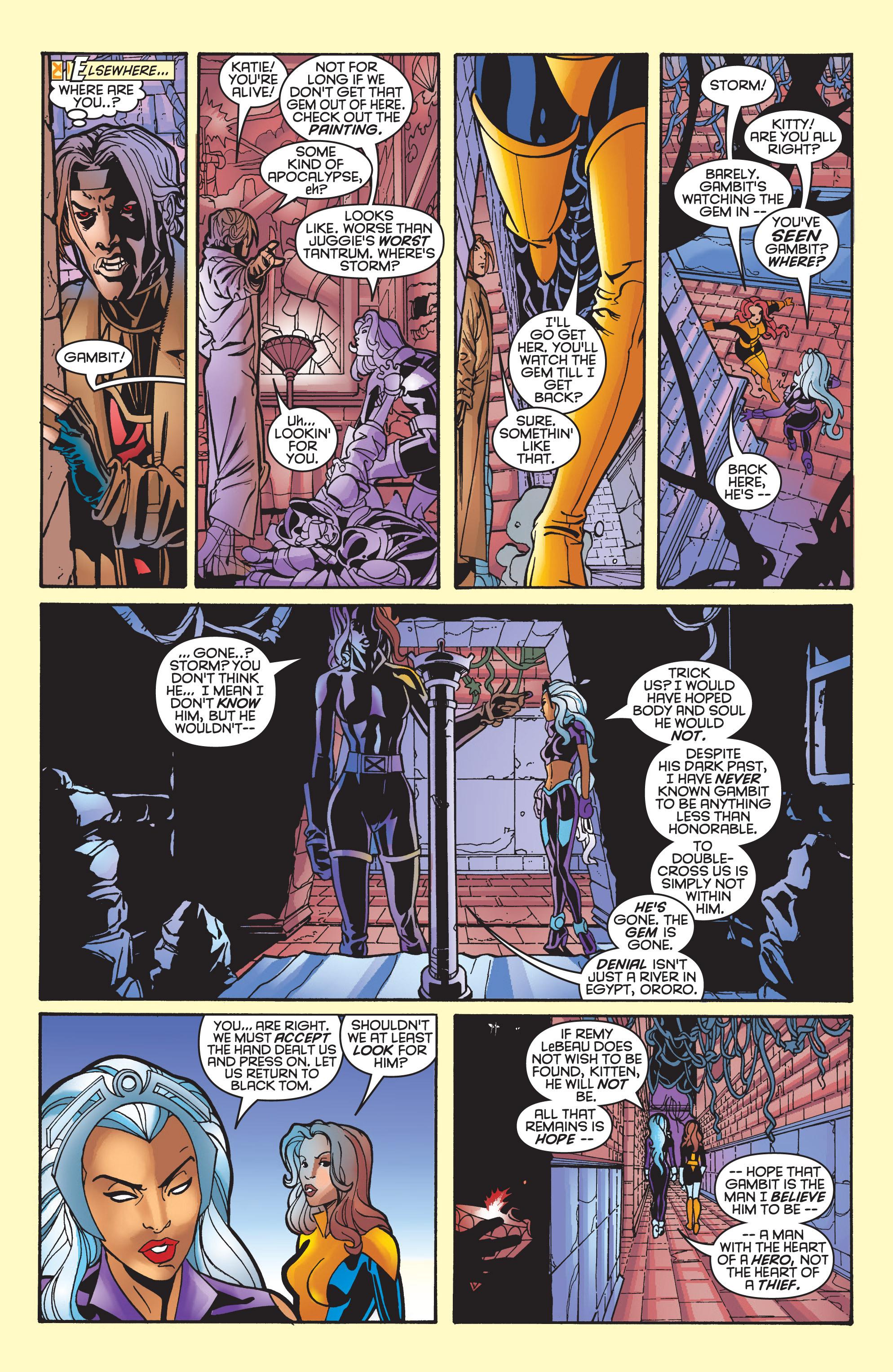 Read online Uncanny X-Men (1963) comic -  Issue #361 - 23