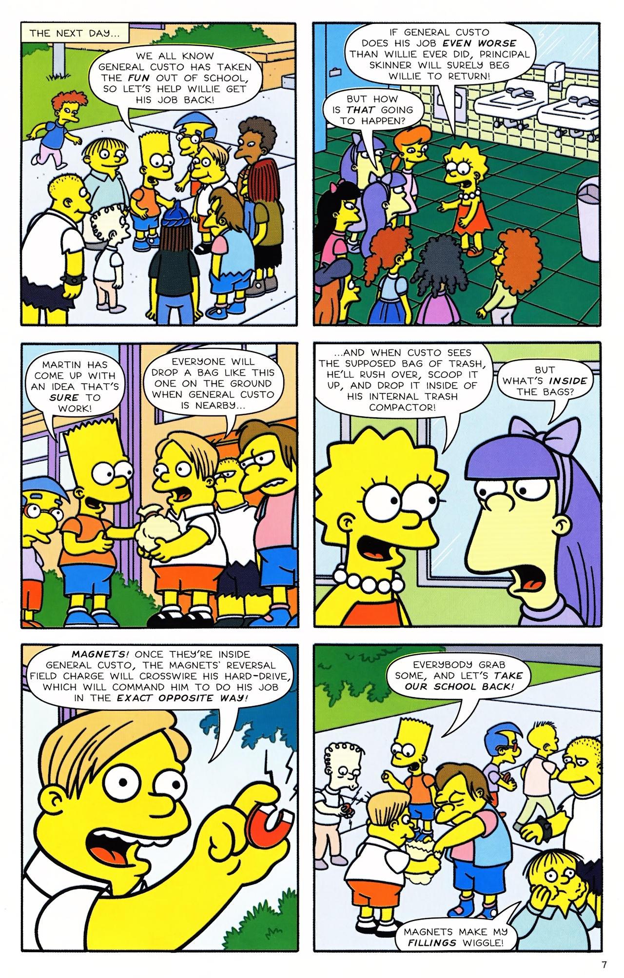 Read online Simpsons Comics Presents Bart Simpson comic -  Issue #46 - 9