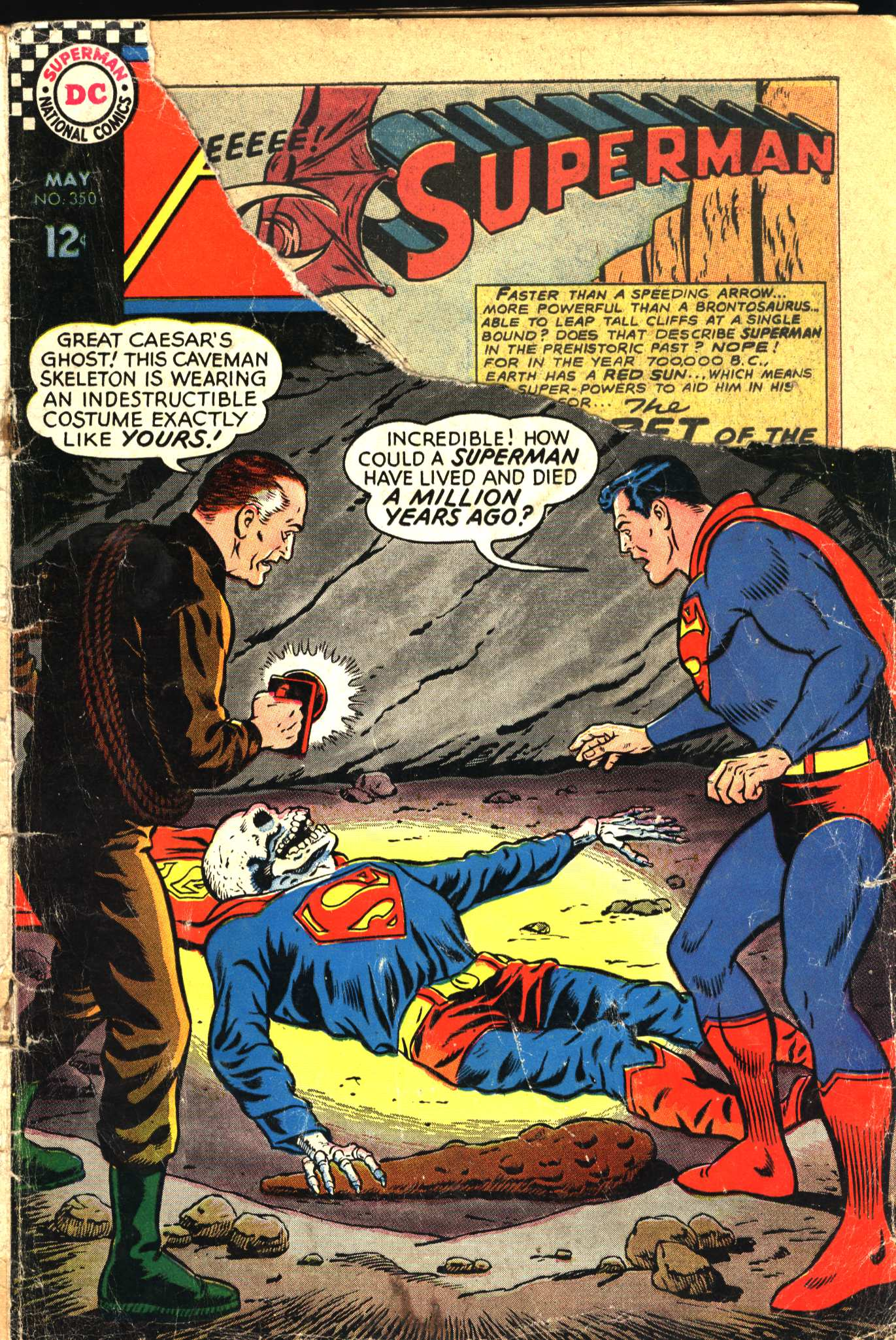 Read online Action Comics (1938) comic -  Issue #350 - 2