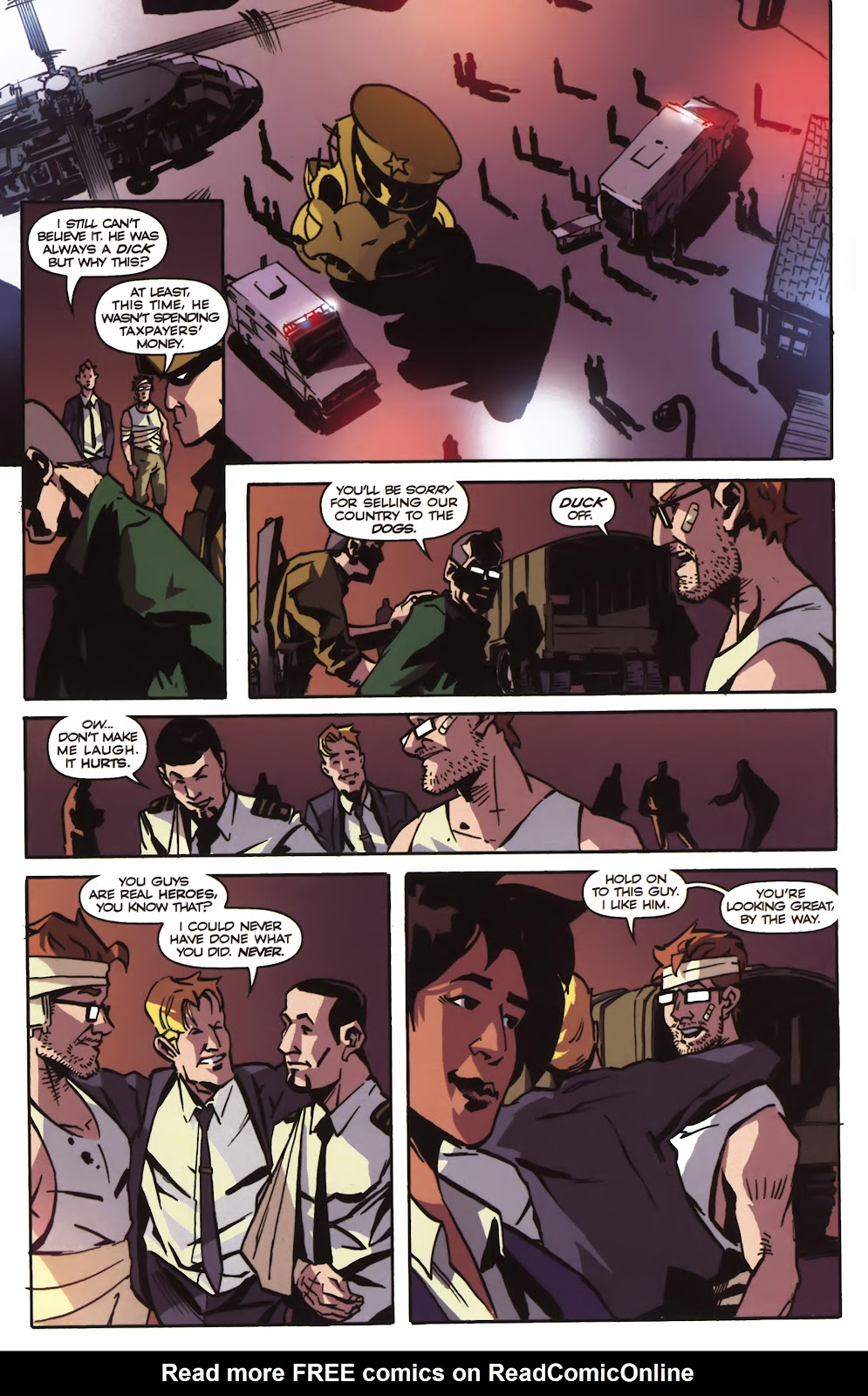 Read online Ricky Rouse Has A Gun comic -  Issue # TPB (Part 2) - 73